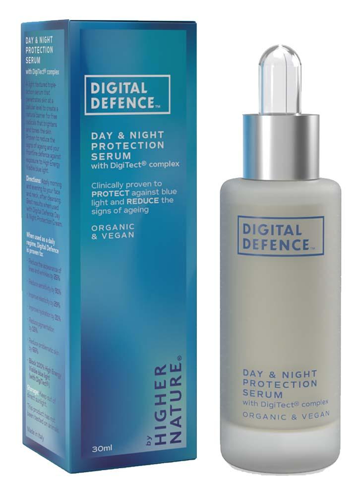 Digital Defence Day & Night Protection Serum 30ml