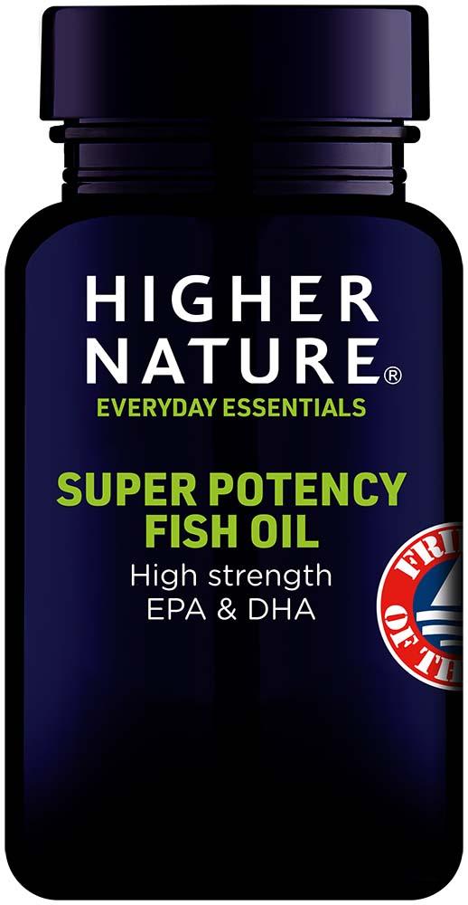 Super Potency Fish Oil 30's