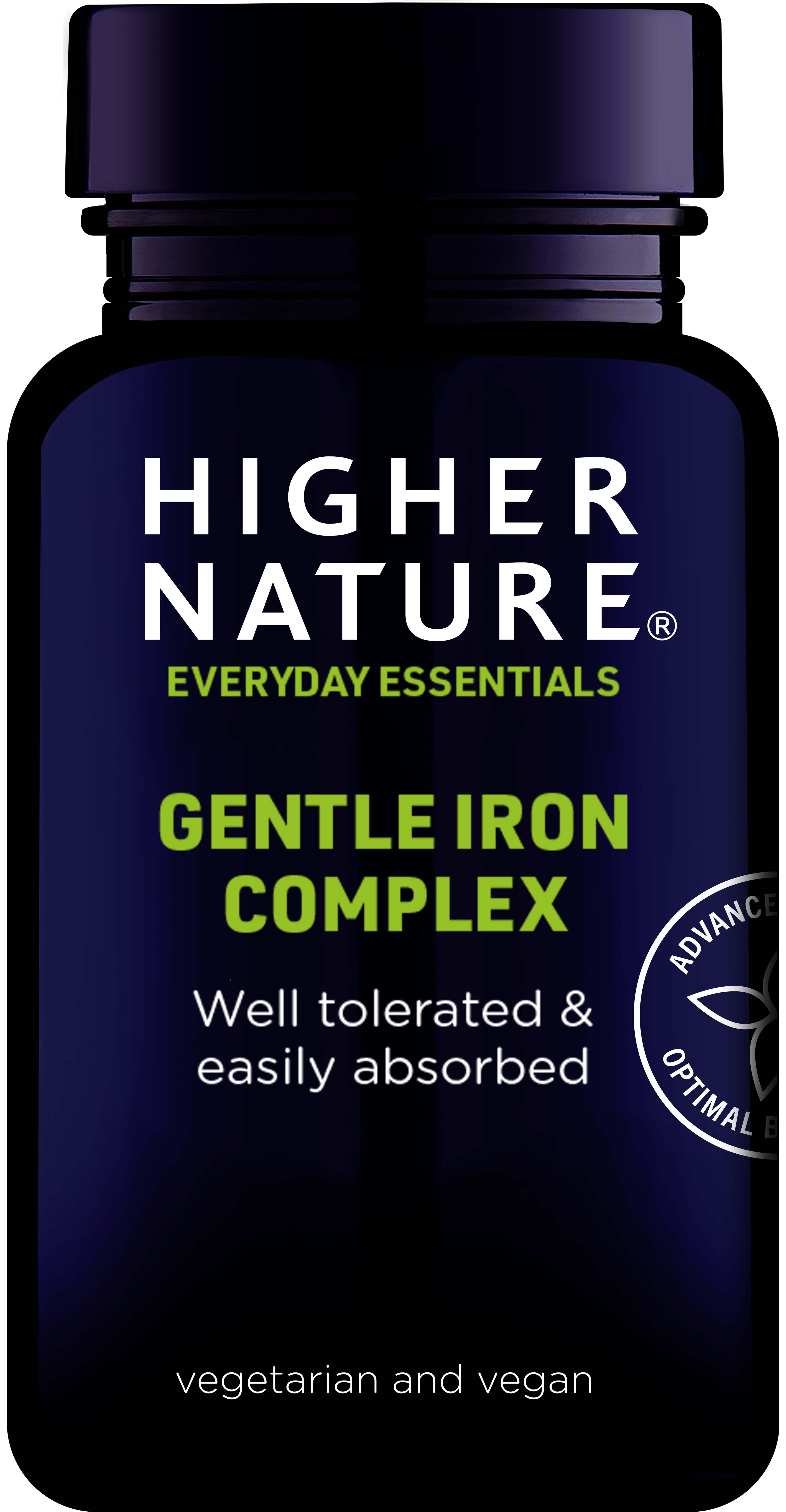 Gentle Iron Complex 60's