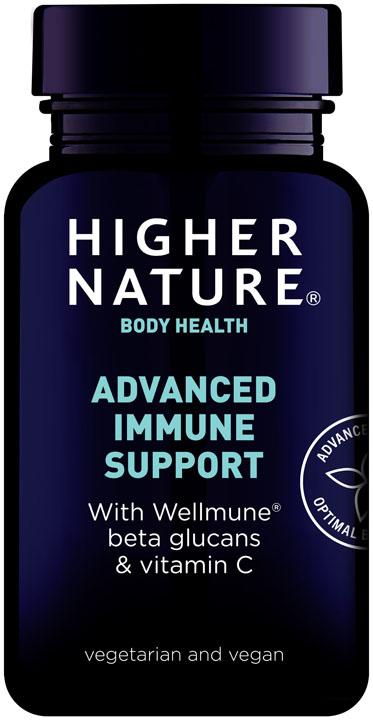 Advanced Immune Support (formerly Immune Glucans) 60's