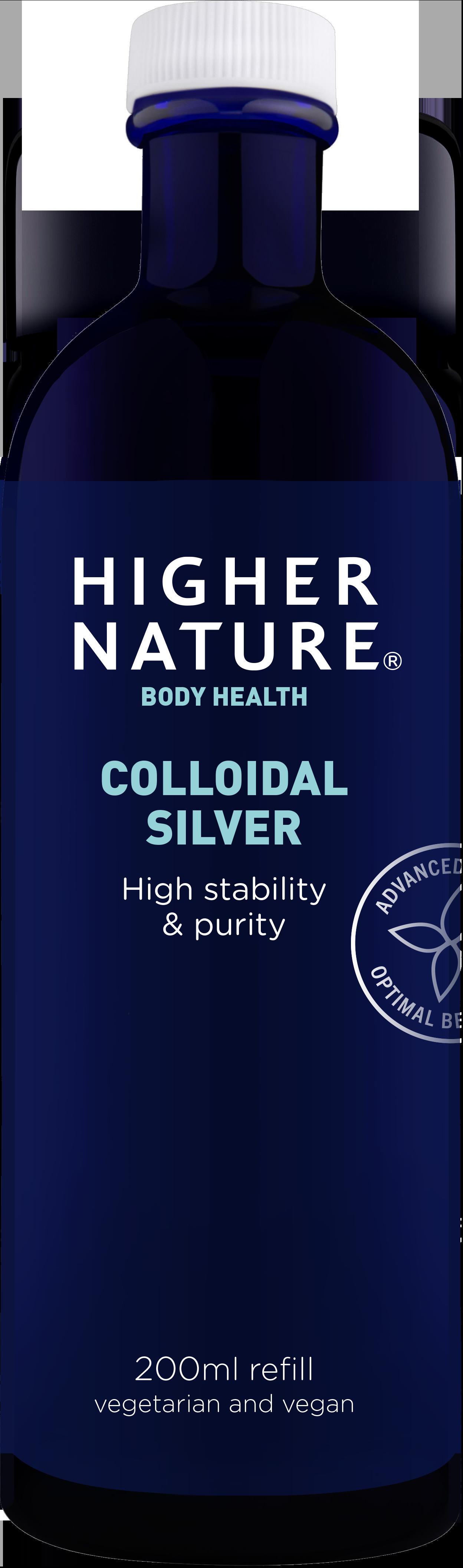 Colloidal Silver refill 200ml