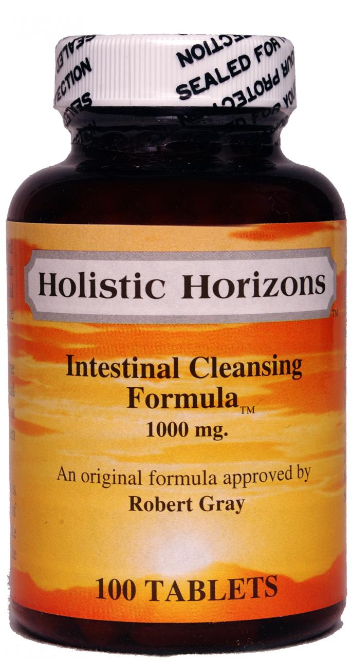 Intestinal Cleansing Formula 100's (Currently Unavailable)