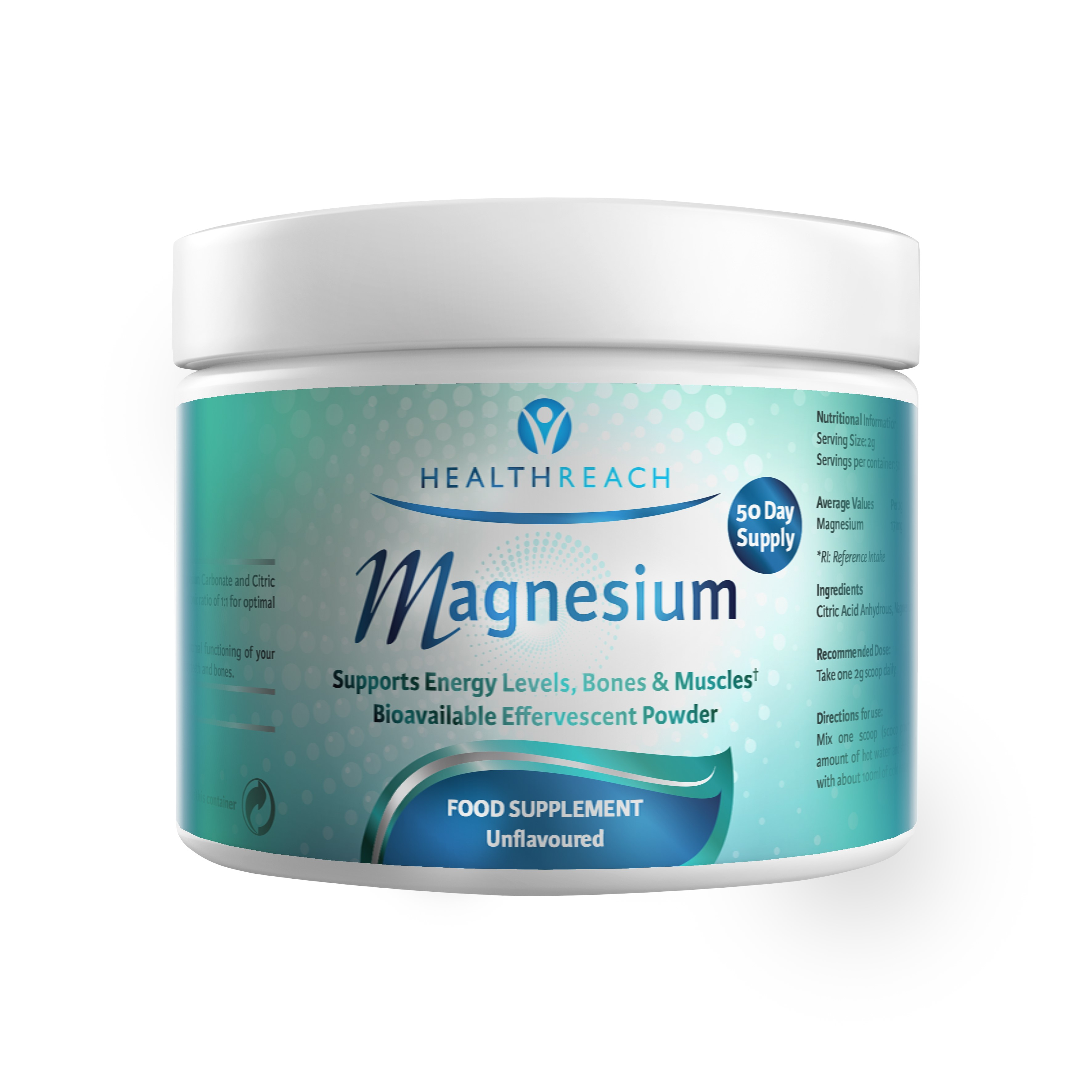 Magnesium Powder 100g