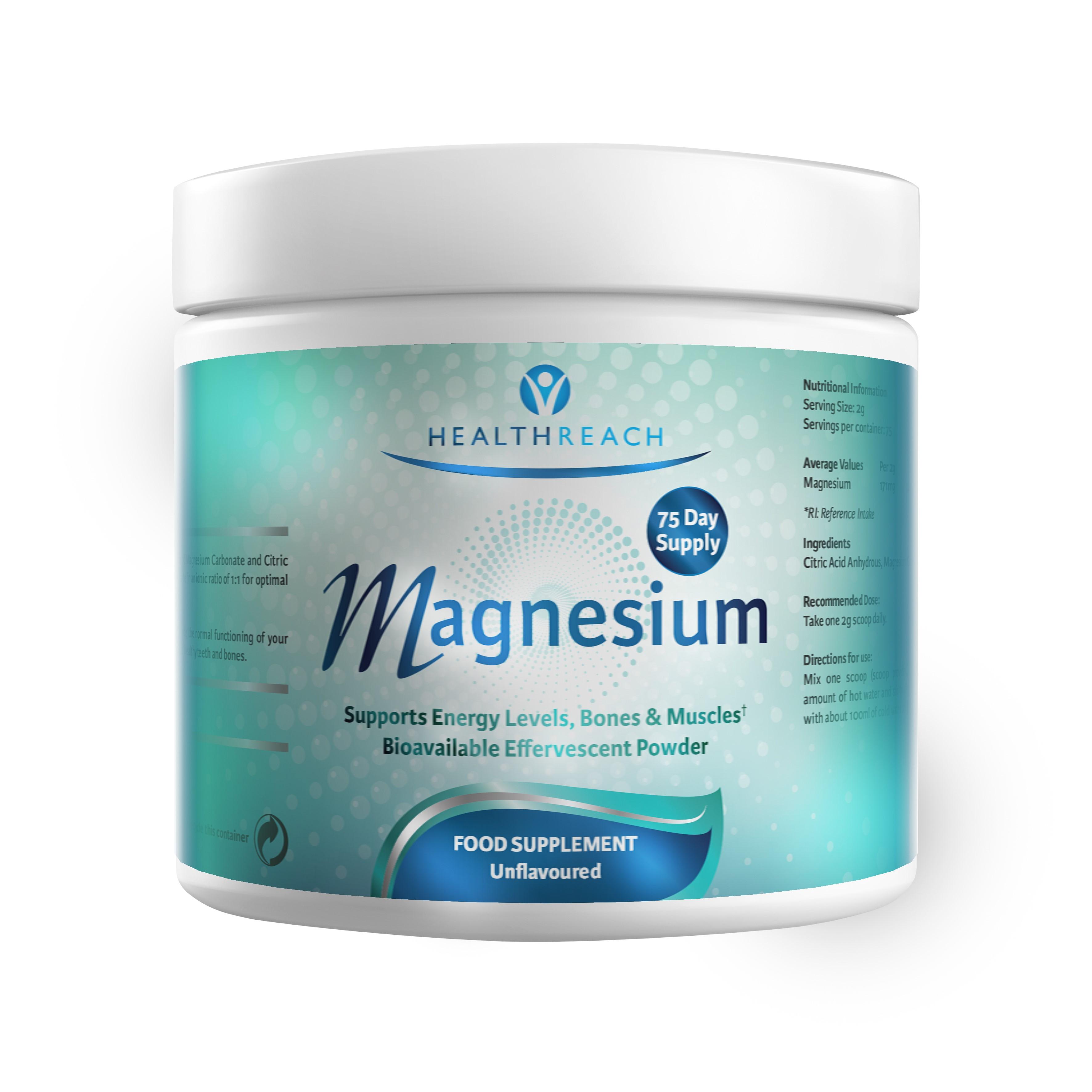 Magnesium Powder 150g