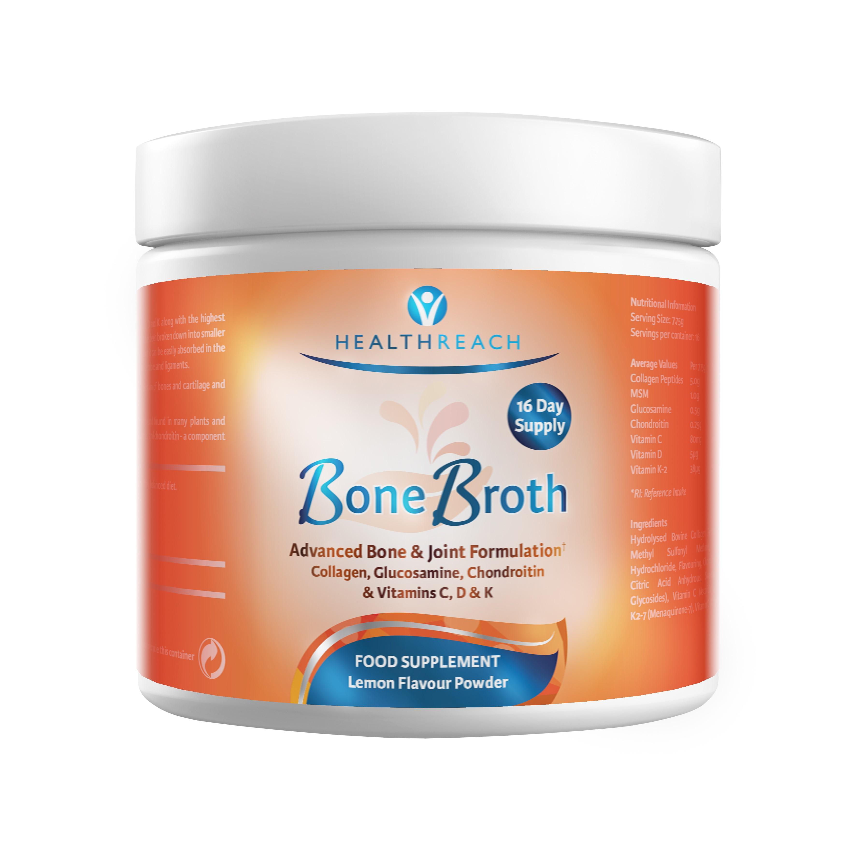 Bone Broth Powder 125g