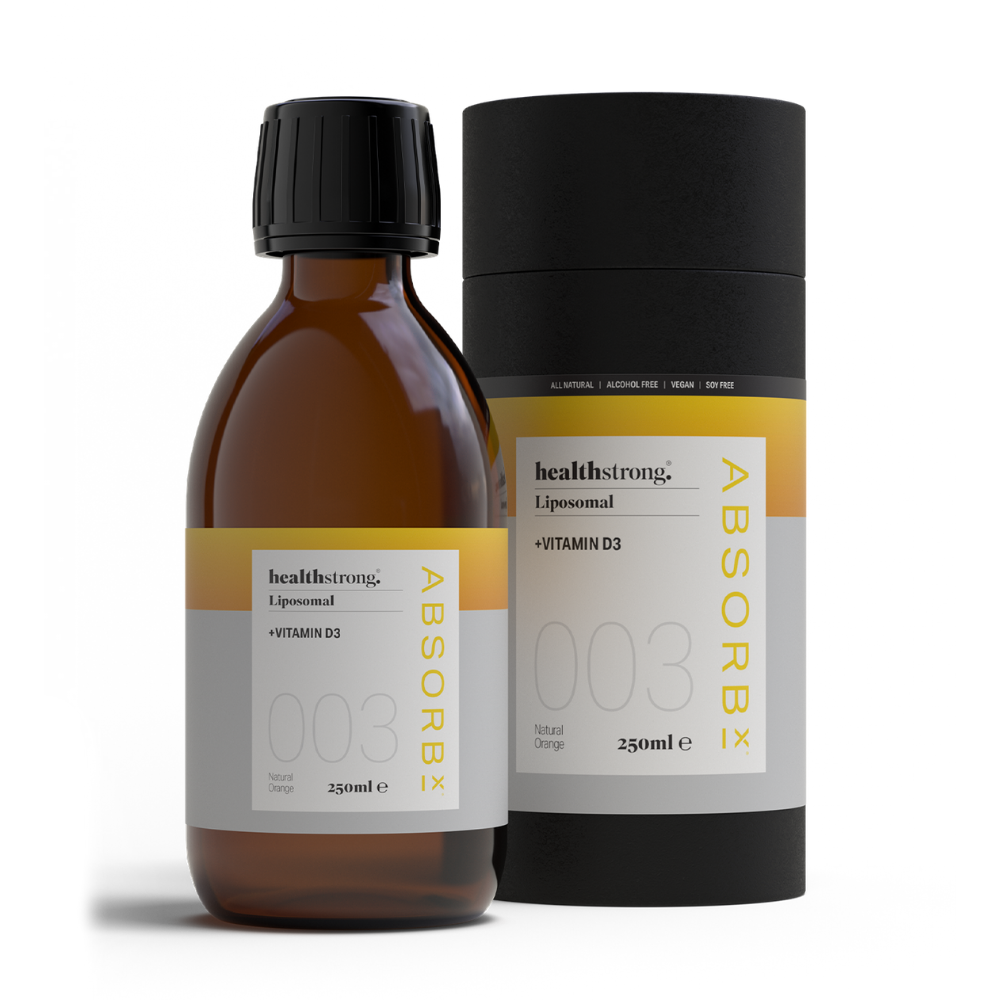 Liposomal Vitamin D3 (AbsorbX003) 250ml