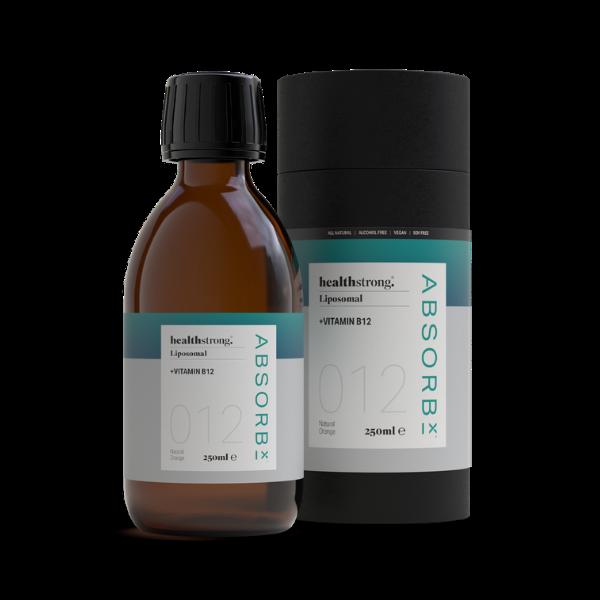 Liposomal Vitamin B12 (AbsorbX012) 250ml