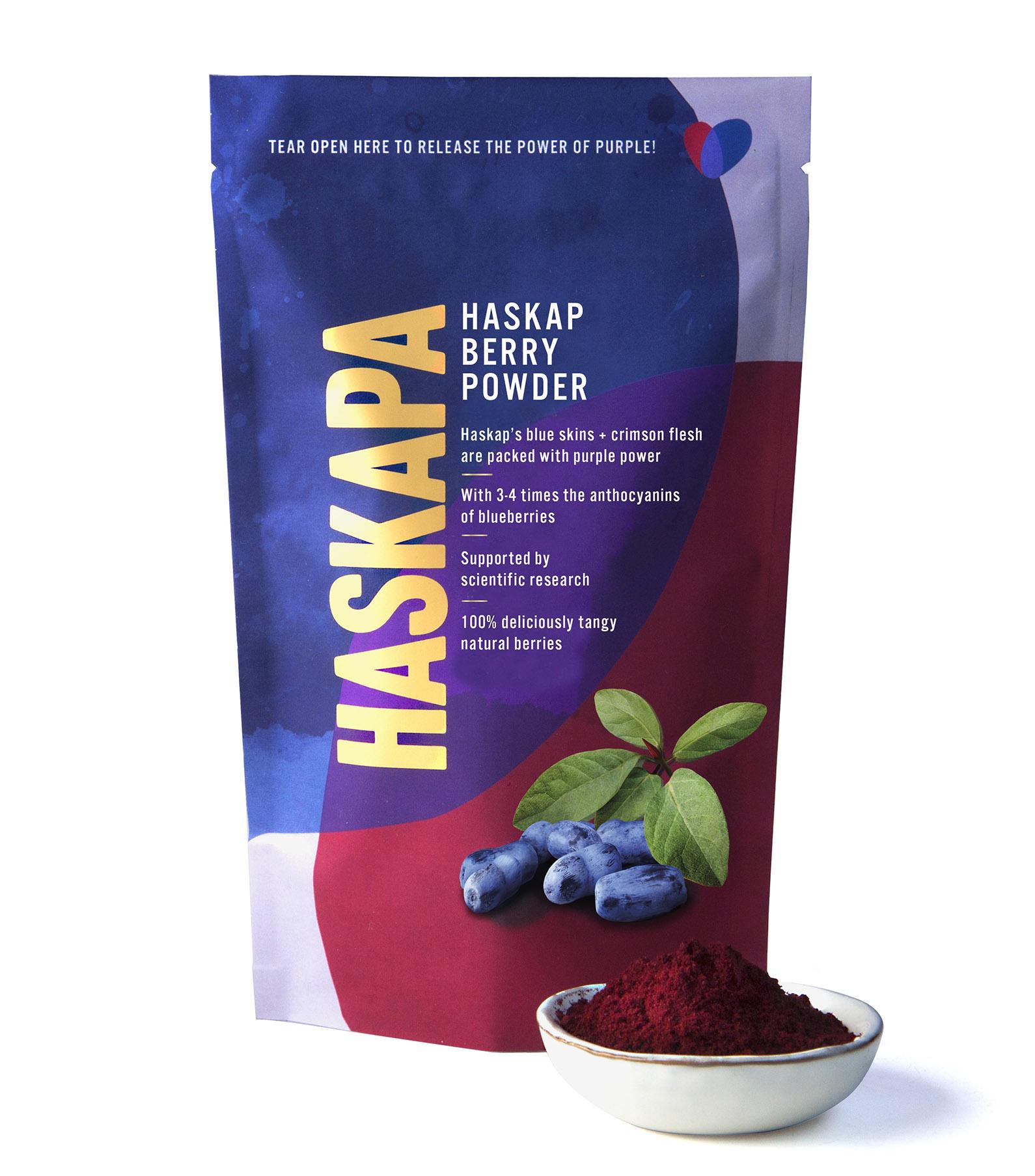Haskap Berry Powder 100g