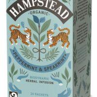 Organic Peppermint & Spearmint Tea 20's