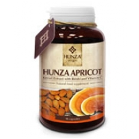 Apricot Kernels Extract with Reishi and Vitamin C 90's