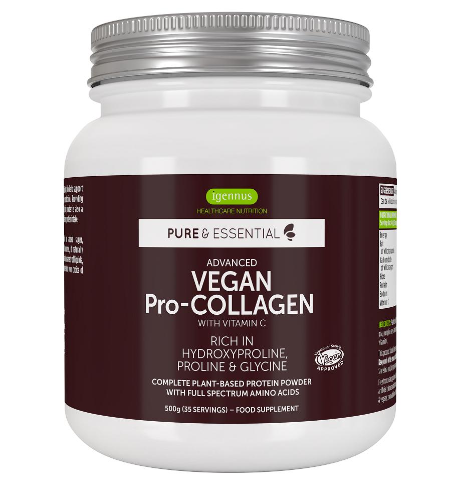Pure & Essential Vegan Pro-Collagen 500g