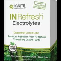 IN Refresh Dragonfruit Lemon-Lime 10 x 5g