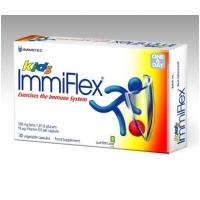 Kids ImmiFlex 100 mg + 10 mcg Vitamin D3 30's