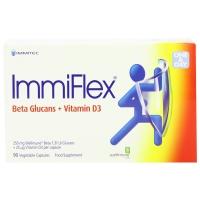 ImmiFlex 250 mg + 20 mcg Vitamin D3 90's