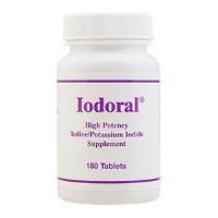 Iodoral 180's (12.5mg)