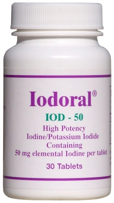 Iodoral 50 30's (50mg)