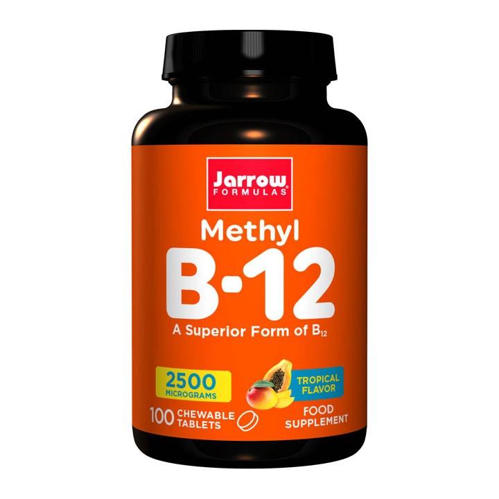 Methyl B-12 2500mcg Tropical 100's