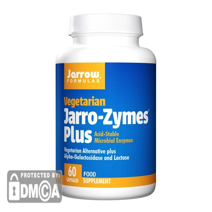 Vegetarian Jarro-Zymes Plus 60's