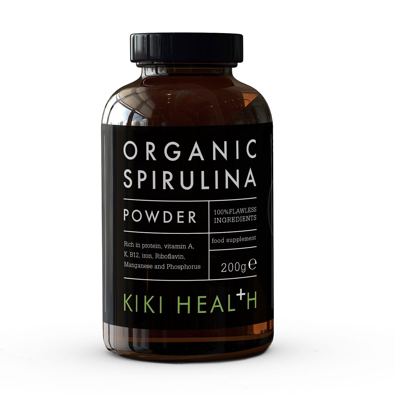 Organic Spirulina 200g
