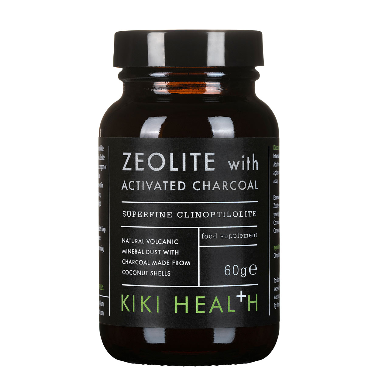 Zeolite with Activated Charcoal 60g