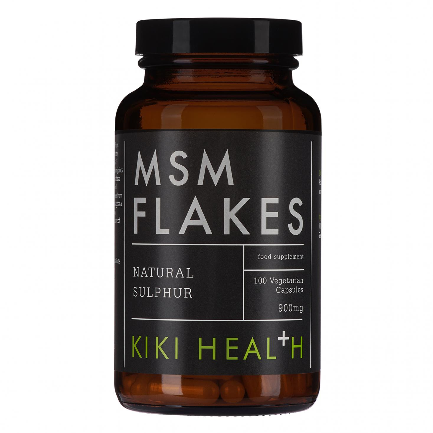 MSM Flakes 100's