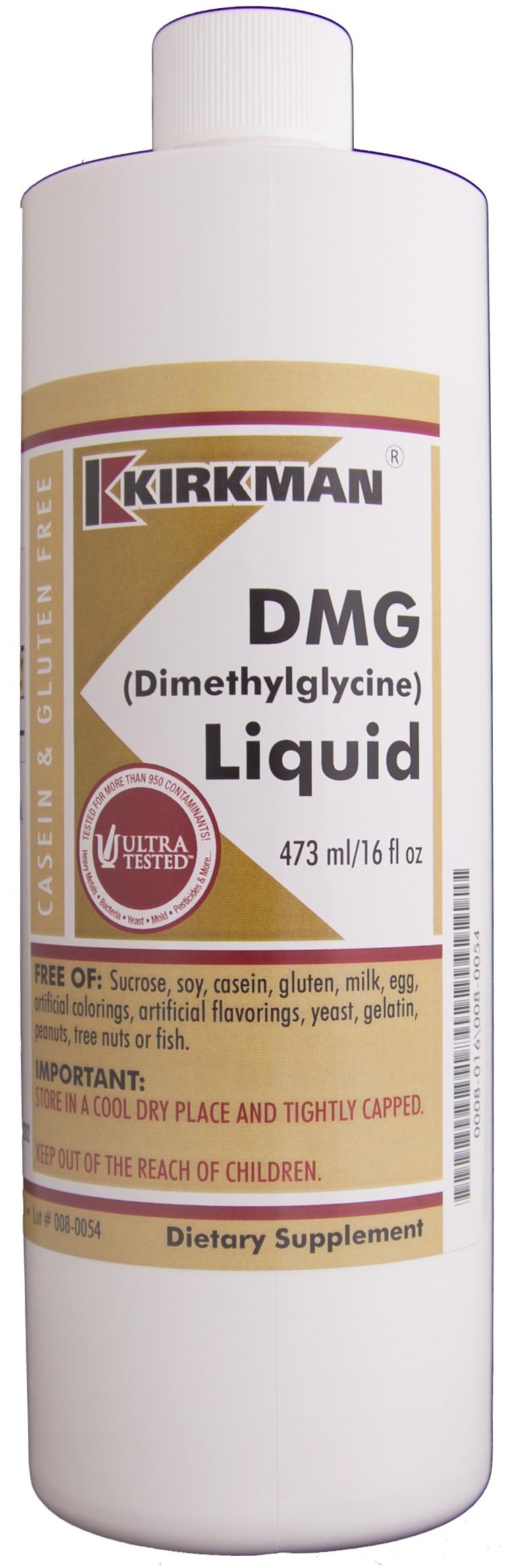 DMG (Dimethylglycine) Liquid 473ml