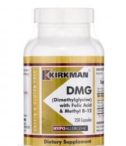 DMG (Dimethylglycine) with Folic Acid & Methyl B12 250's