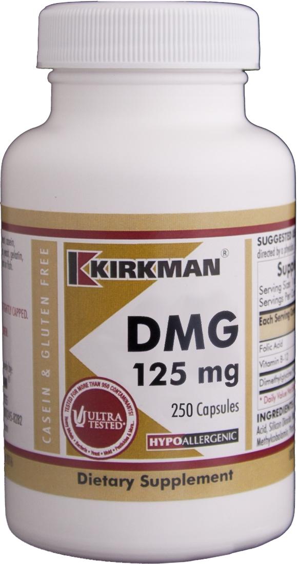 DMG 125mg 250's