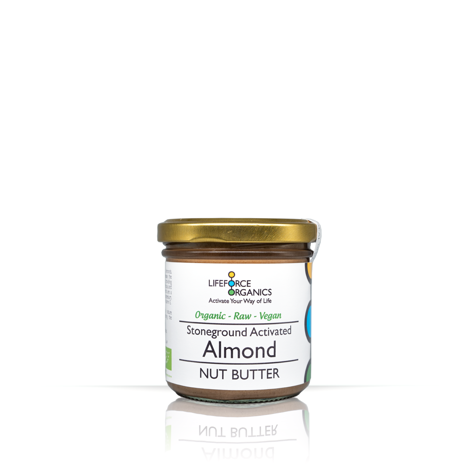 Activated Almond Nut Butter 150g