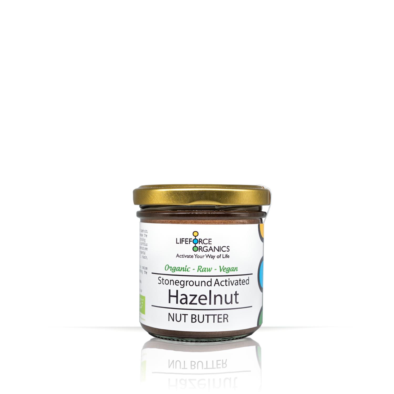 Activated Hazelnut Nut Butter (Organic) 150g
