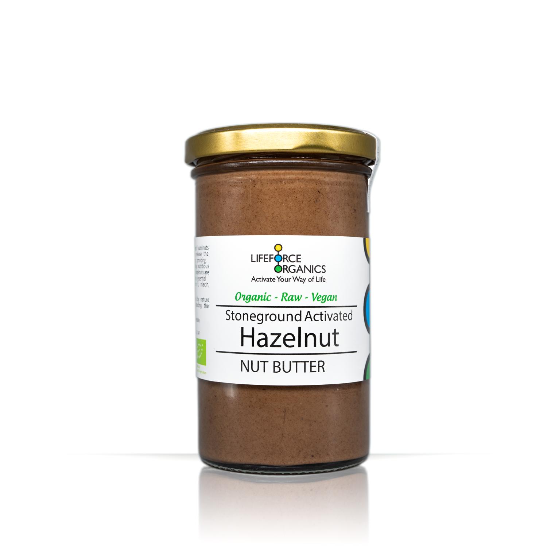 Activated Hazelnut Nut Butter (Organic) 250g