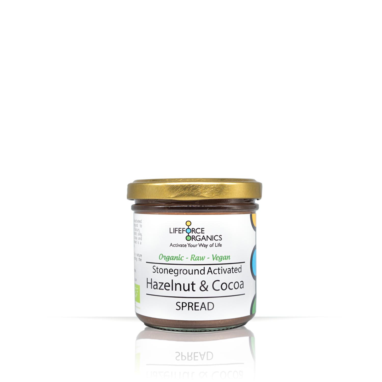 Activated Hazelnut & Cacao Spread (Organic) 150g