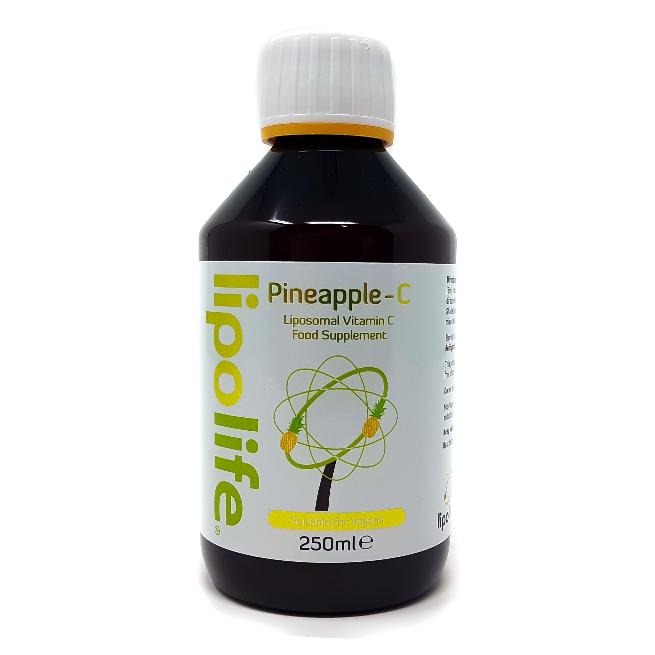 Pineapple-C Liposomal Vitamin C 250ml