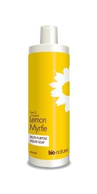 Lemon Myrtle Liquid Soap 250ml