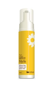 Lemon Myrtle Anti-bac Foaming Hand & Face Wash 200ml