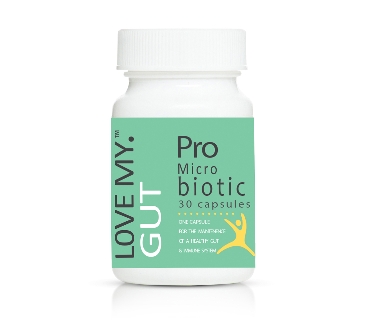 Love My Gut Pro Microbiotic 30's