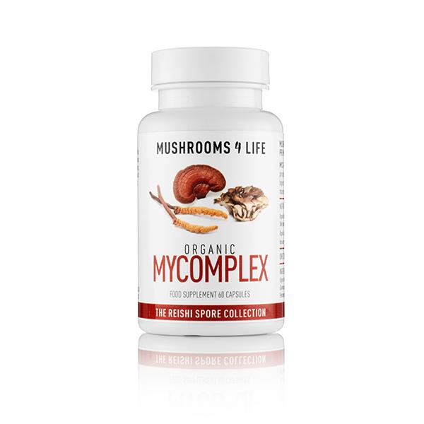 Organic Mycomplex 60's