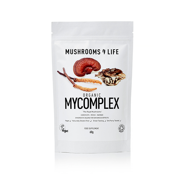 Organic MyComplex 60g