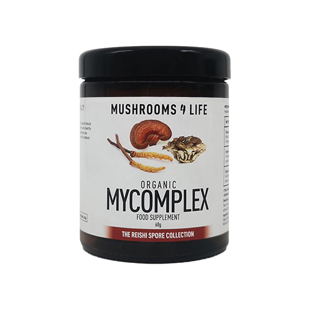 Organic Mycomplex Powder 60g