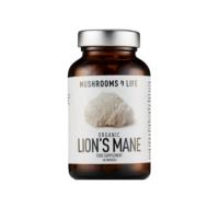 Organic Lion's Mane 60's