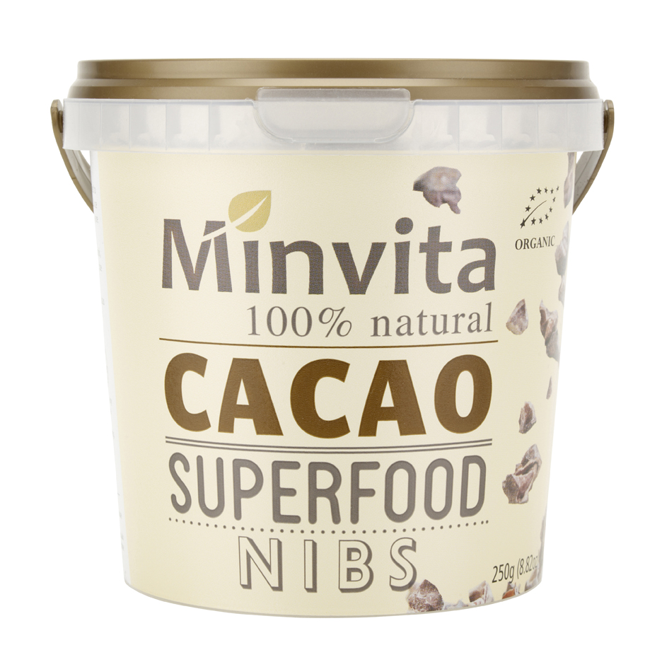 Cacao Superfood Nibs 250g (Currently Unavailable)