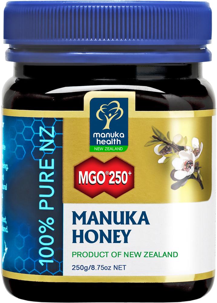 MGO 250+ Pure Manuka Honey 250g