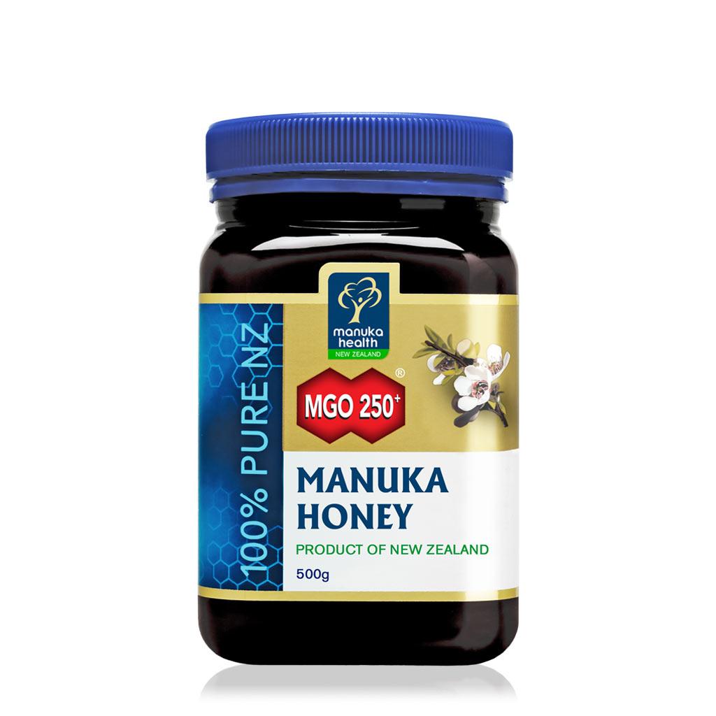 MGO 250+ Pure Manuka Honey 500g