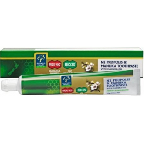NZ Propolis & Manuka Toothpaste 100g (Currently Unavailable)
