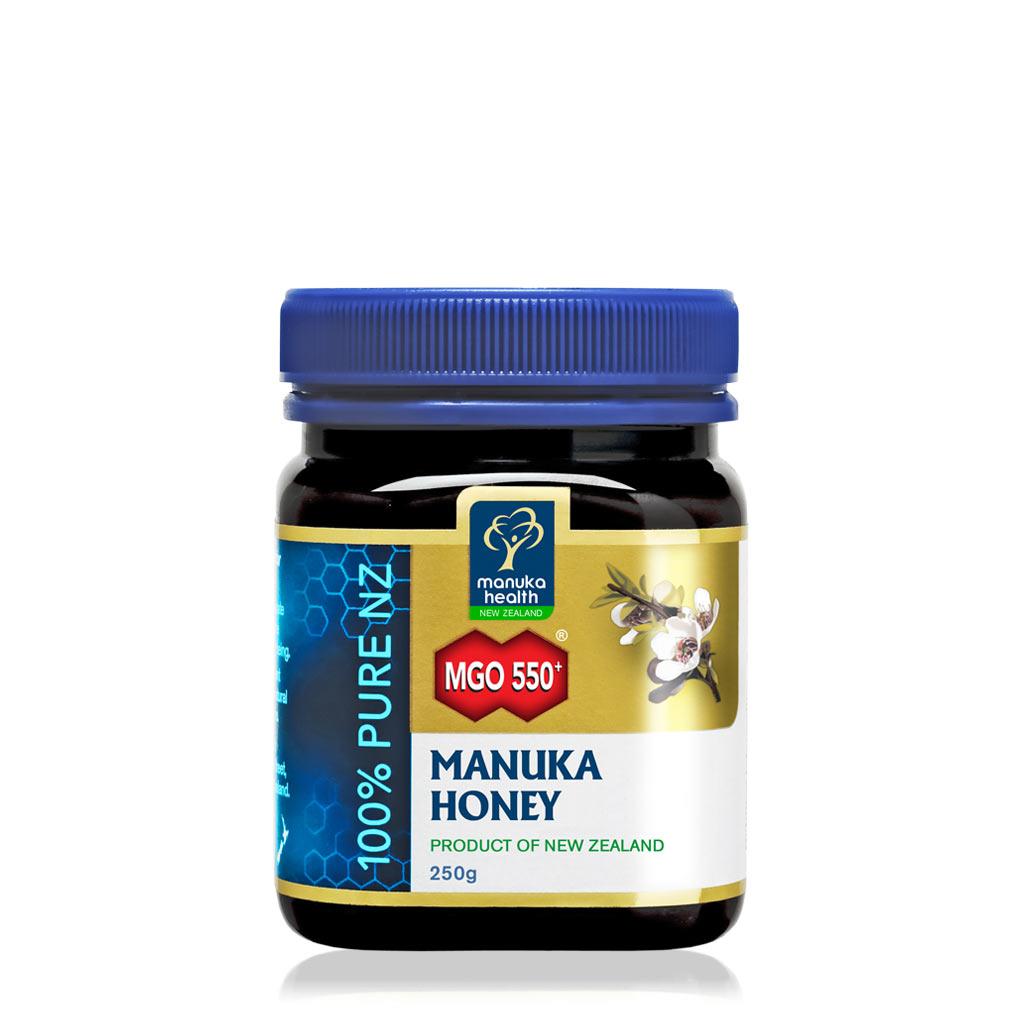MGO 550+ Pure Manuka Honey 250g