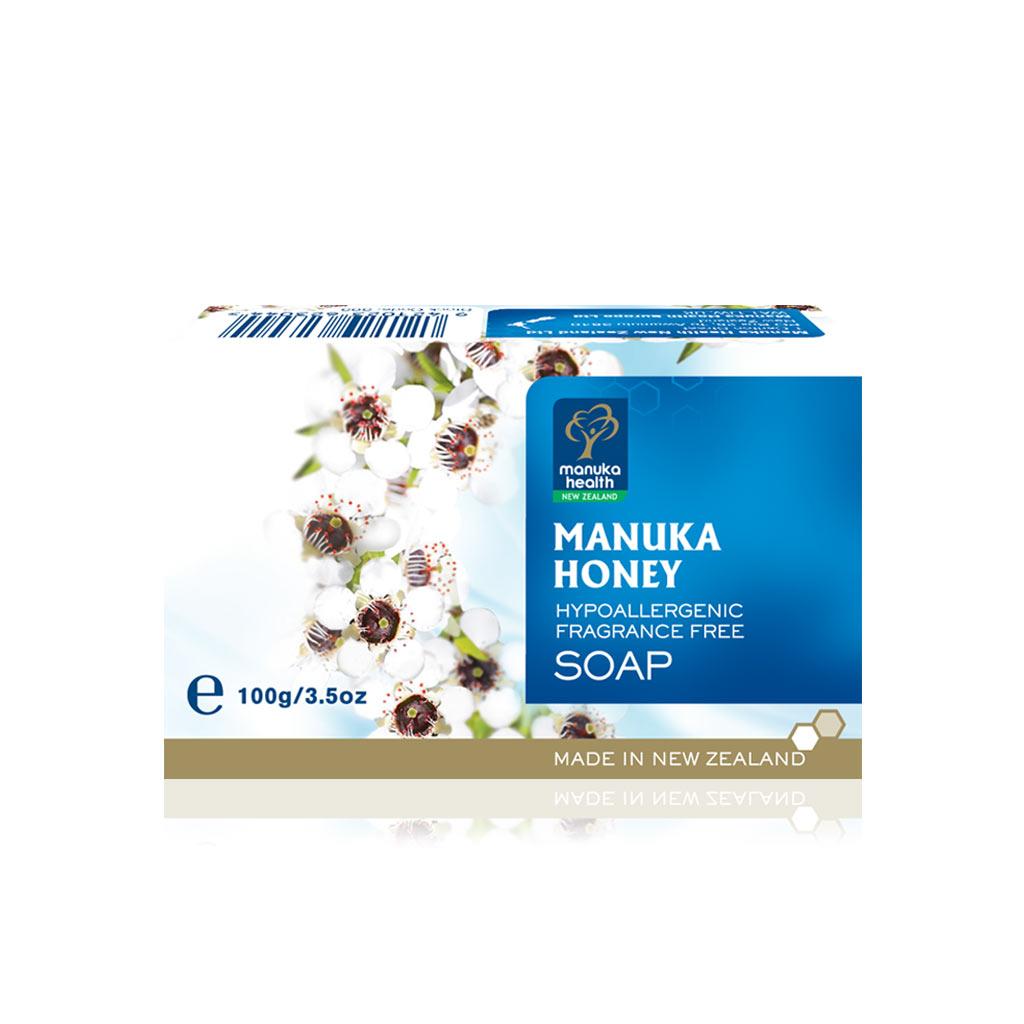 Manuka Honey Soap 100g