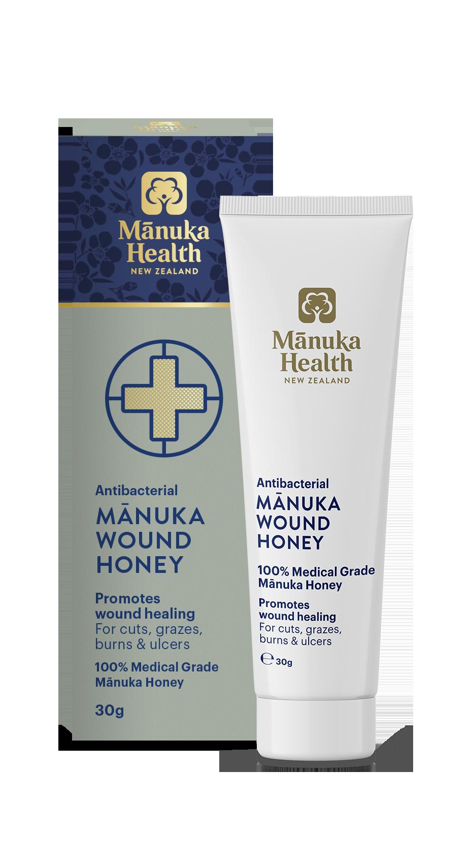 Antibacterial Manuka Wound Honey 30g