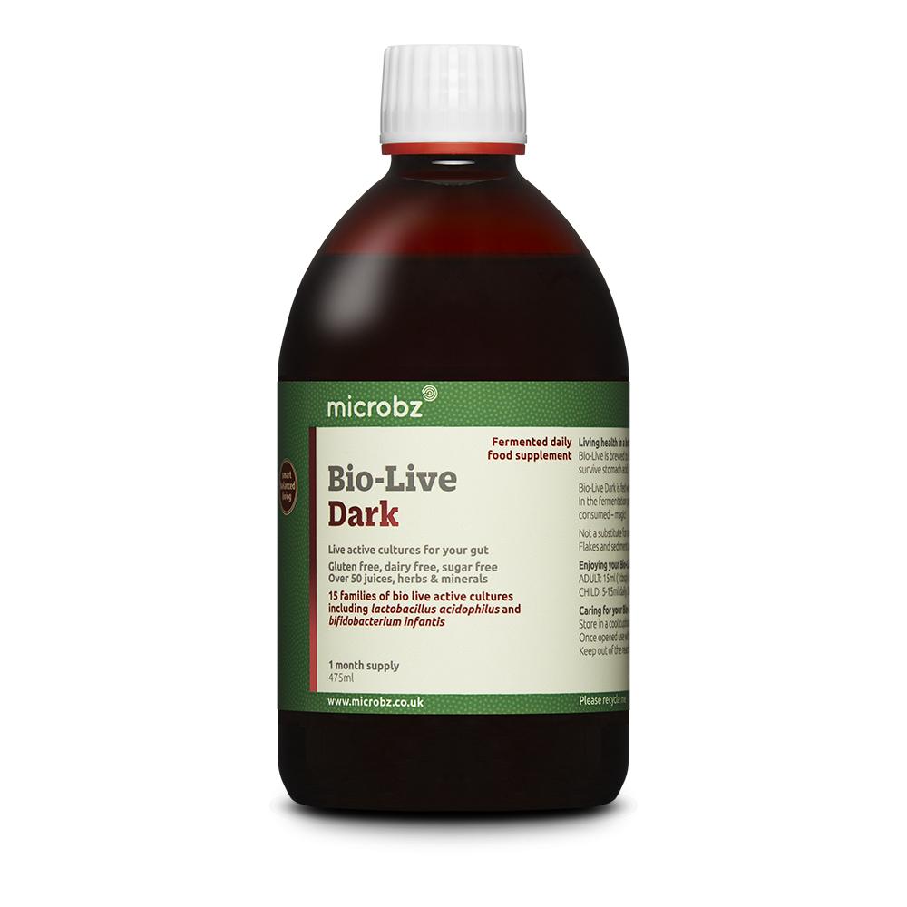 Bio-Live Dark 475ml