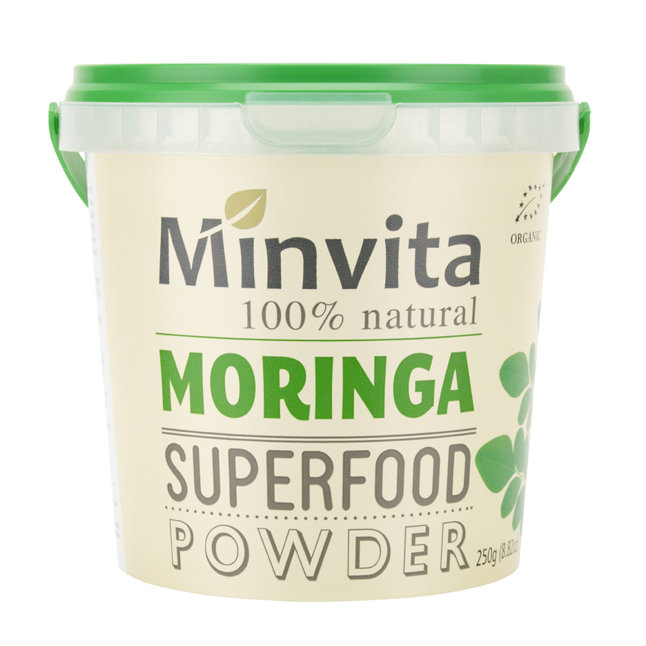Moringa Superfood Powder 250g (DELETE LATER)