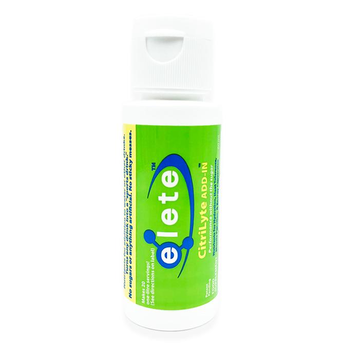 Elete Citrilyte 60ml Refill Bottle